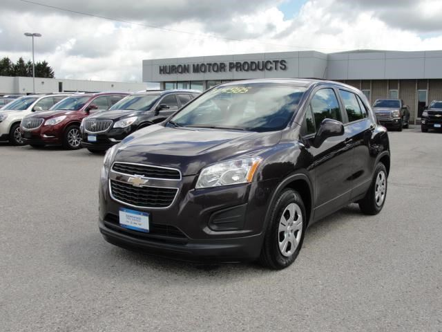 2015 Chevrolet Trax LS in Exeter, Ontario