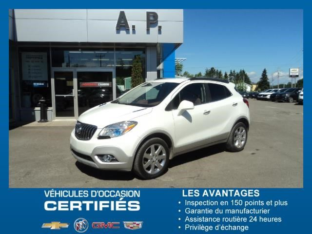 2013 Buick Encore Leather in New Richmond, Quebec