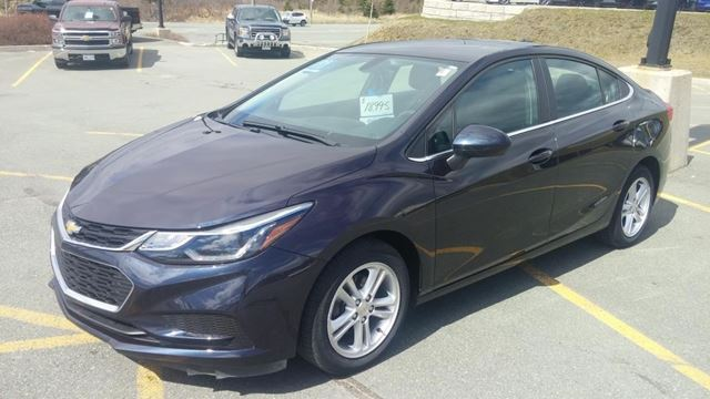 2016 CHEVROLET CRUZE LT in St John's, Newfoundland And Labrador