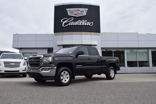 2016 GMC SIERRA 1500 SLE in Kelowna, British Columbia