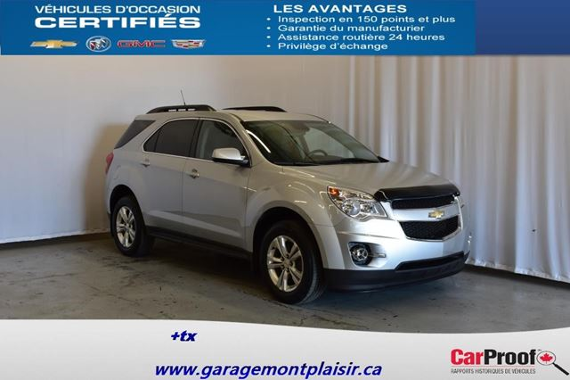2012 Chevrolet Equinox 1LT in Drummondville, Quebec