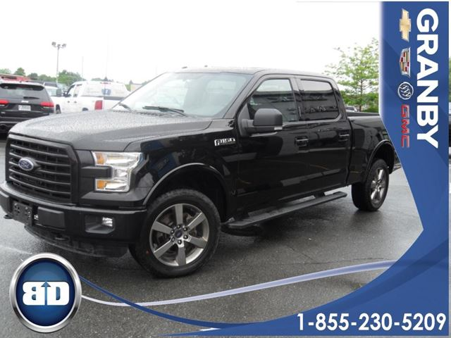 2016 Ford F-150 King Ranch in Granby, Quebec