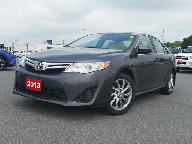 2013 TOYOTA CAMRY LE in Belleville, Ontario