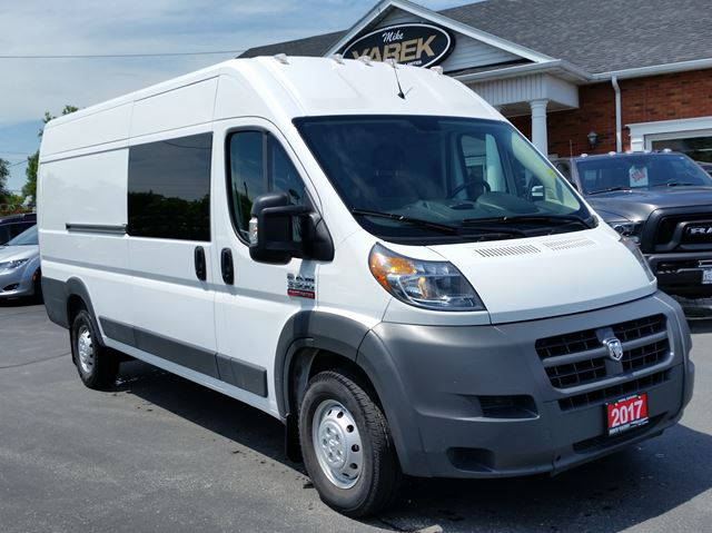 2017 Ram Promaster 136 inch wheelbase / high roof in Paris, Ontario