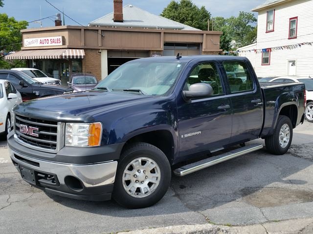 2009 GMC SIERRA 1500 SL RWD in St Catharines, Ontario
