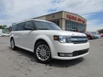 2014 Ford Flex SEL AWD, NAV, ROOF, LEATHER, 71K! in Stittsville, Ontario