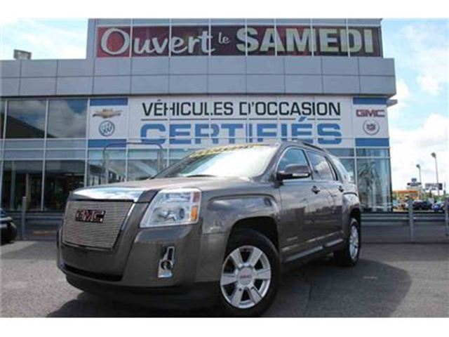 2011 GMC Terrain IMPECABLE in Montreal, Quebec