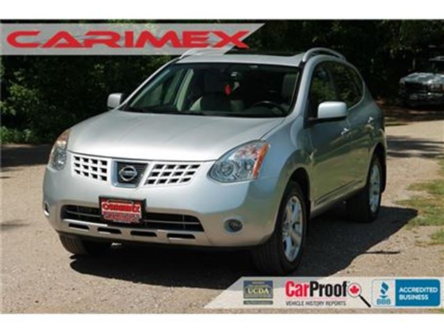 2008 NISSAN ROGUE SL   AWD   Sunroof   CERTIFIED in Kitchener, Ontario