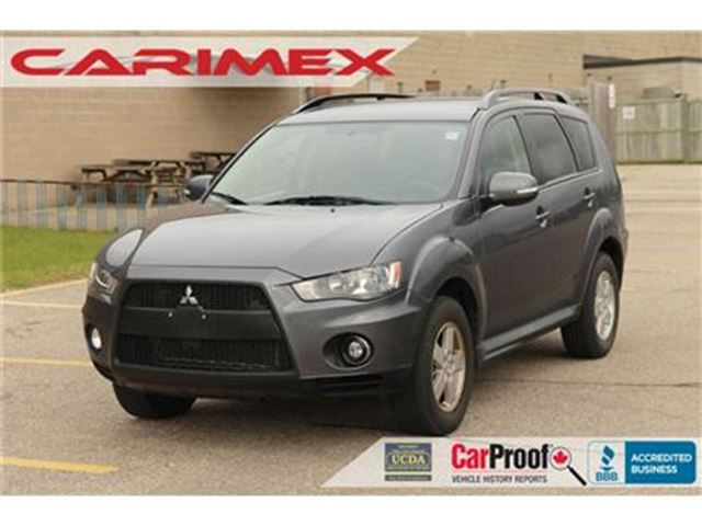 2010 Mitsubishi Outlander LS in Kitchener, Ontario