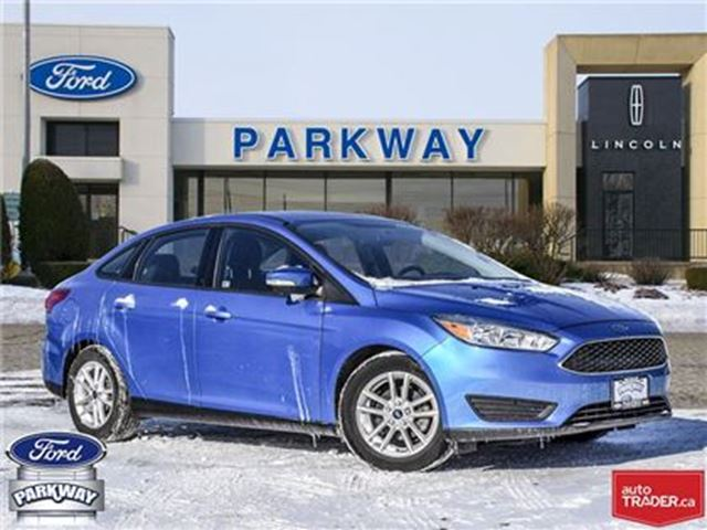 2015 FORD FOCUS SE  SEDAN  BLUETOOTH  BACKUP CAM in Waterloo, Ontario