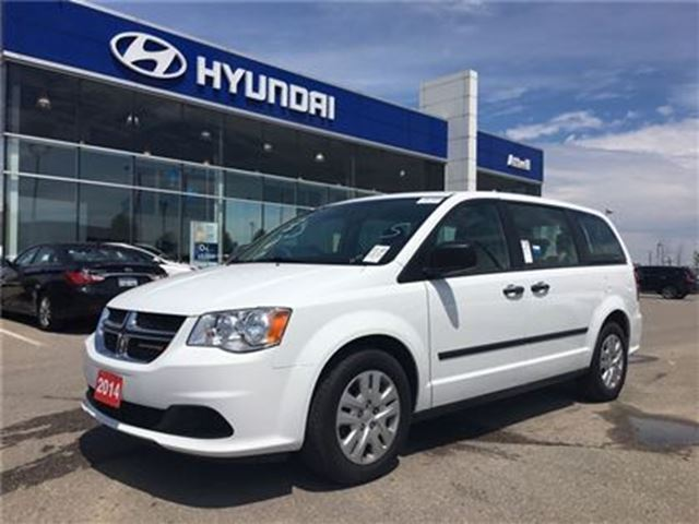 2014 DODGE GRAND CARAVAN SE in Brampton, Ontario