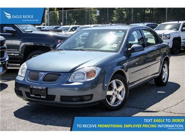 2005 PONTIAC PURSUIT SE in Coquitlam, British Columbia