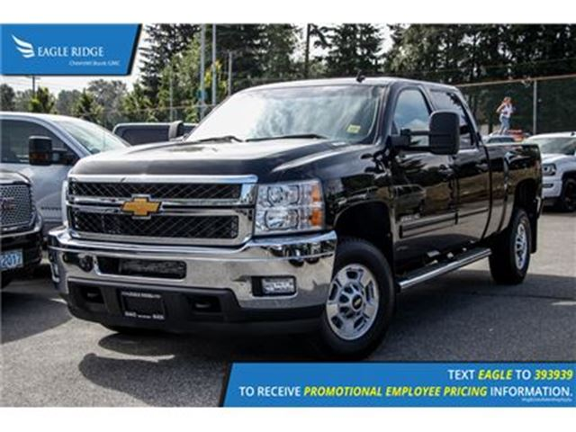 2014 Chevrolet Silverado 2500  LT in Coquitlam, British Columbia