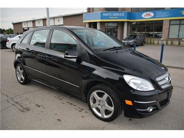 2011 MERCEDES-BENZ B-CLASS TURBO/HEATED SEATS/ALLOY RIMS/BLUETOOTH in Milton, Ontario