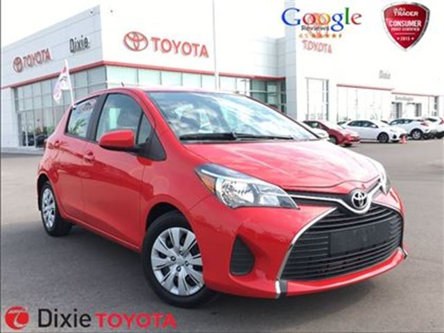 2016 Toyota Yaris LE in Mississauga, Ontario