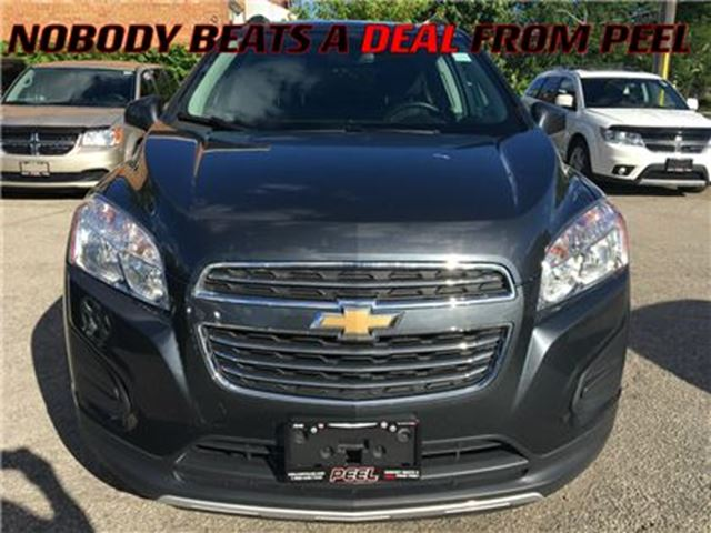 2016 Chevrolet Trax LT**CAR PROOF CLEAN** in Mississauga, Ontario