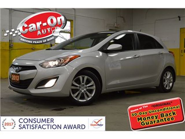 2013 Hyundai Elantra HATCHBACK PANO ROOF PWR GRP ALLOYS LOADED in Ottawa, Ontario