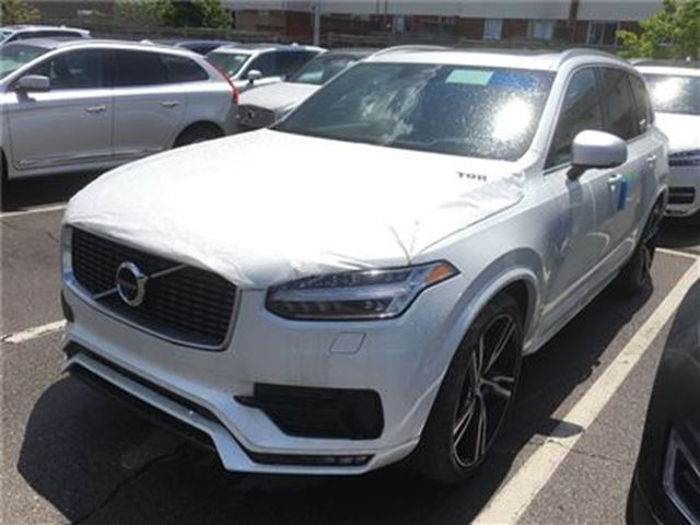 2017 VOLVO XC90 T6 AWD R-Design in Mississauga, Ontario