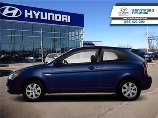 2010 Hyundai Accent GL in Brantford, Ontario