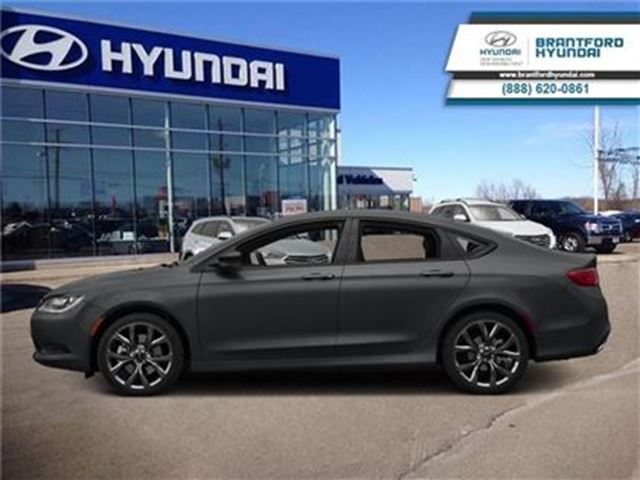 2015 CHRYSLER 200 LX -  Power Windows - Low Mileage in Brantford, Ontario