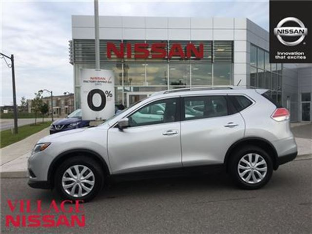 2014 NISSAN ROGUE S in Markham, Ontario