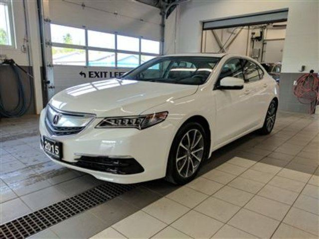 2015 Acura TLX AWD - One owner - low km's - MINT! in Thunder Bay, Ontario