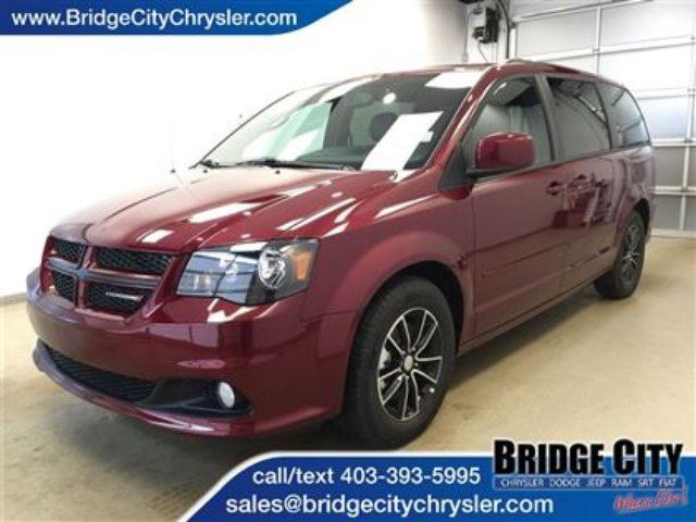 2017 Dodge Grand Caravan GT in Lethbridge, Alberta