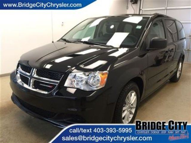 2017 Dodge Grand Caravan SXT in Lethbridge, Alberta