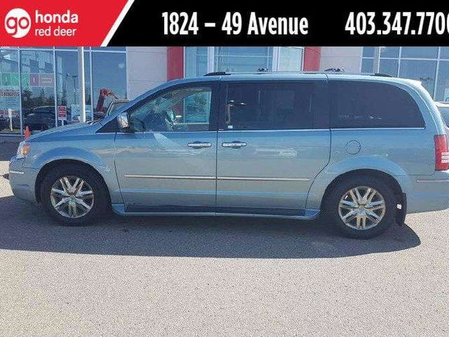 2010 CHRYSLER TOWN AND COUNTRY Limited in Red Deer, Alberta