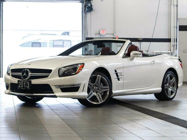 2013 MERCEDES-BENZ SL-CLASS SL63 AMG in Kelowna, British Columbia