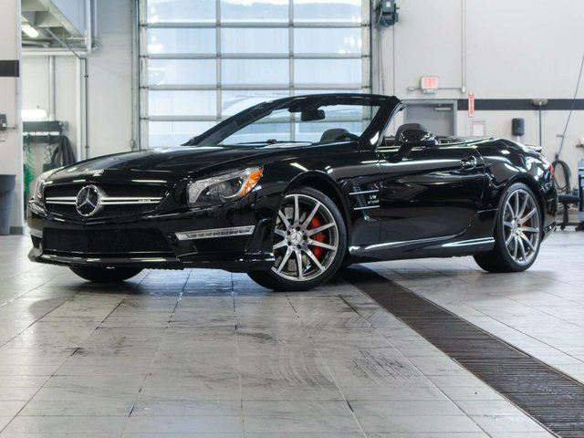 2015 MERCEDES-BENZ SL-CLASS SL 63 AMG in Kelowna, British Columbia