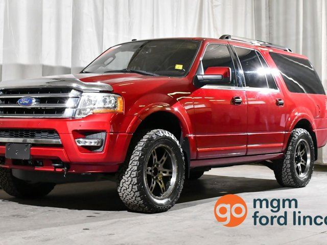 2016 FORD EXPEDITION Limited in Red Deer, Alberta