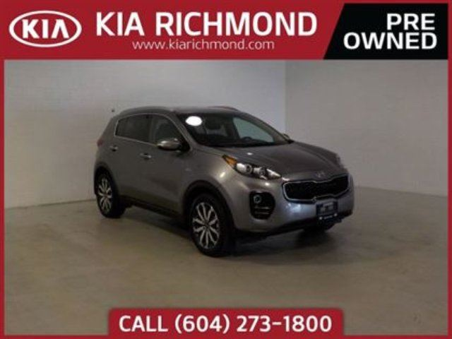 2017 KIA SPORTAGE EX in Richmond, British Columbia