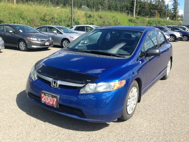 2007 HONDA CIVIC DX-G in Williams Lake, British Columbia