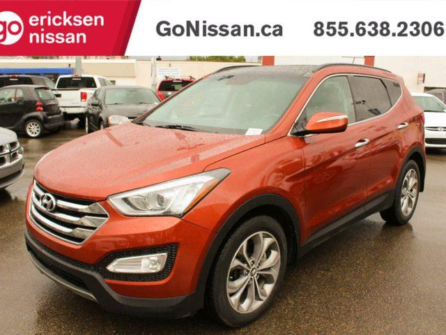 2014 HYUNDAI Santa Fe Sport with all the options,Low KMS in Edmonton, Alberta