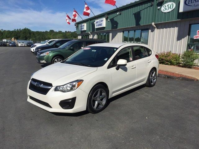 2013 SUBARU IMPREZA 2.0i in Lower Sackville, Nova Scotia