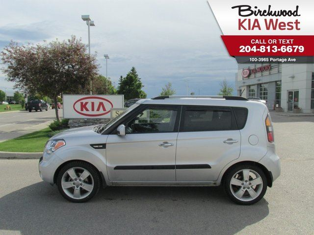 2011 KIA SOUL 4u *BLUETOOTH/ HEATED SEATS/ SUNROOF* in Winnipeg, Manitoba