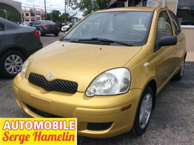 2004 Toyota ECHO LE in Chateauguay, Quebec