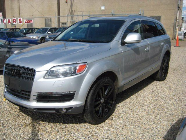 2007 AUDI Q7 4.2 4dr All-wheel Drive Sport Utility in Edmonton, Alberta