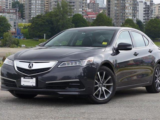 2015 ACURA TLX 3.5L SH-AWD in Vancouver, British Columbia