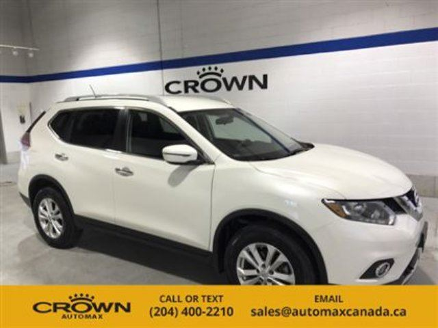 2016 NISSAN ROGUE SV AWD in Winnipeg, Manitoba