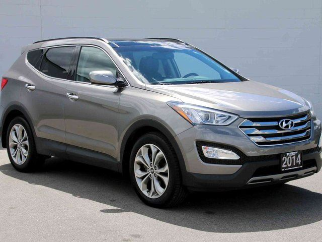 2014 HYUNDAI SANTA FE 2.0T Limited 4dr All-wheel Drive in Kelowna, British Columbia