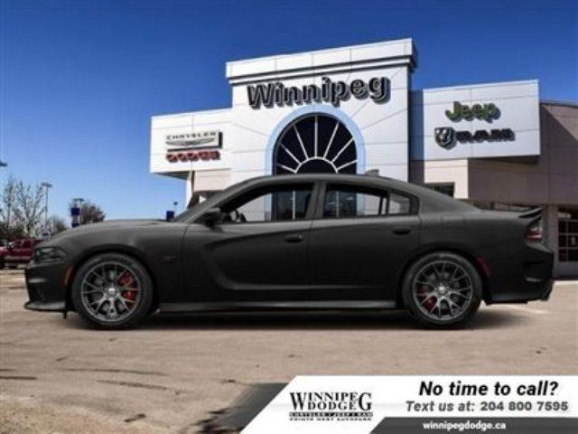 2016 DODGE CHARGER SRT 392 w/Tech Package *NEW* in Winnipeg, Manitoba
