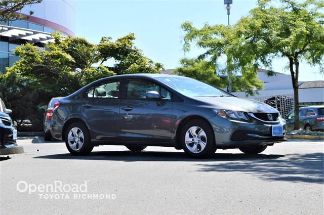 2013 HONDA CIVIC  LX in Richmond, British Columbia