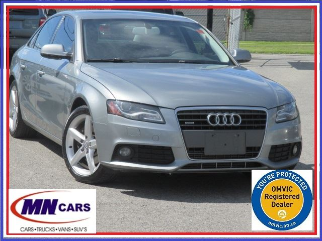 2010 AUDI A4 2.0T Premium Plus + 2sets of Wheels in Ottawa, Ontario
