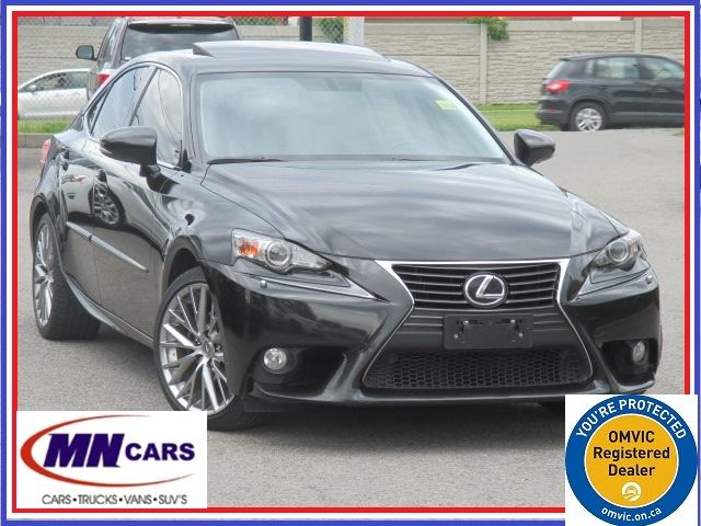 2014 Lexus IS 250 AWD Premium/Camera in Ottawa, Ontario