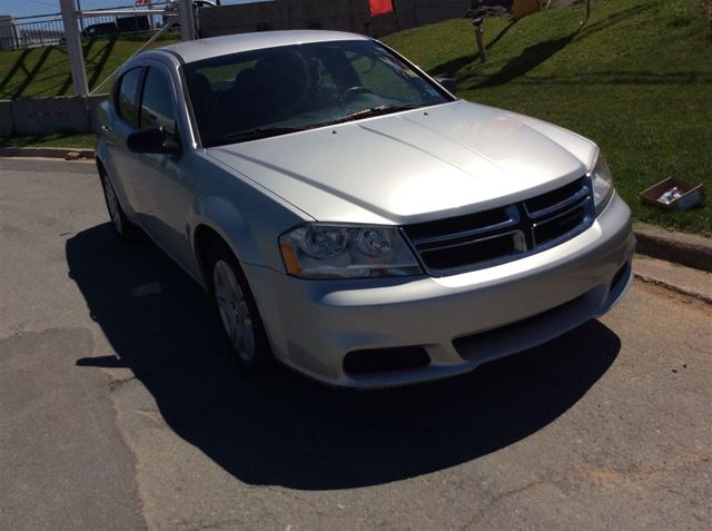 2012 Dodge Avenger Base in Dartmouth, Nova Scotia