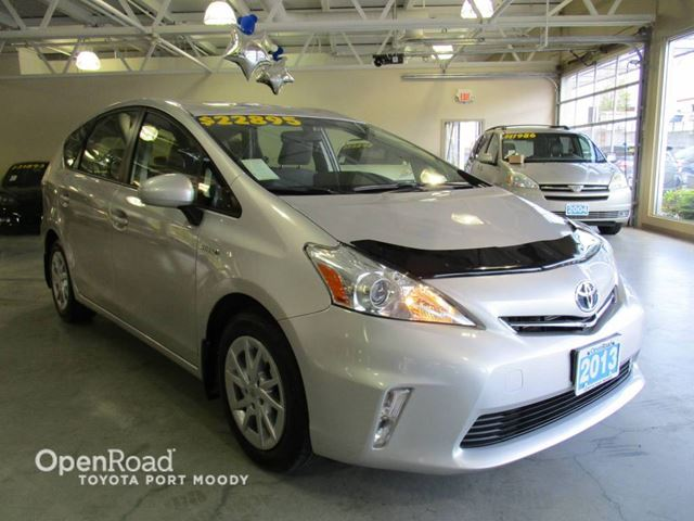 2013 TOYOTA PRIUS Standard Pkg - Bluetooth, Climate Control, Back in Port Moody, British Columbia