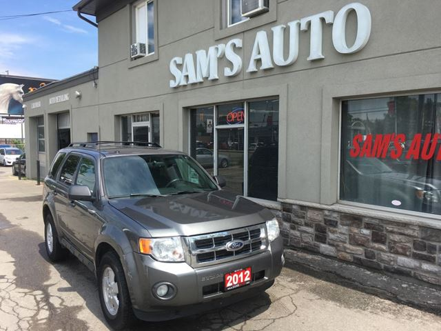 2012 Ford Escape XLT in Hamilton, Ontario