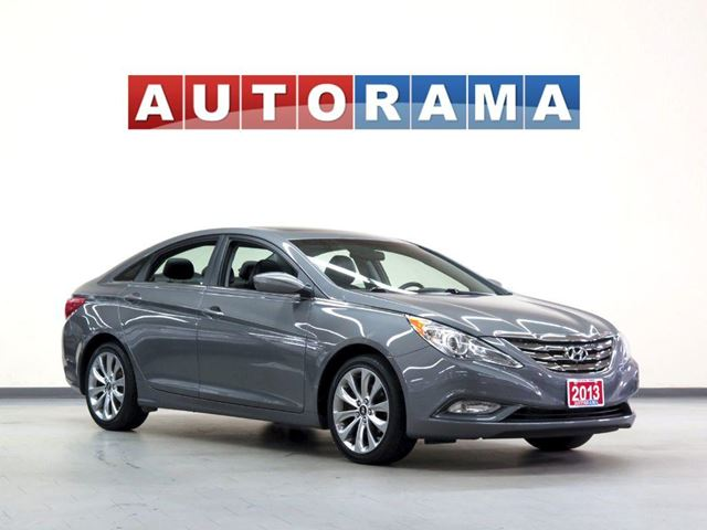 2013 Hyundai Sonata Limited Leather Sunroof in North York, Ontario
